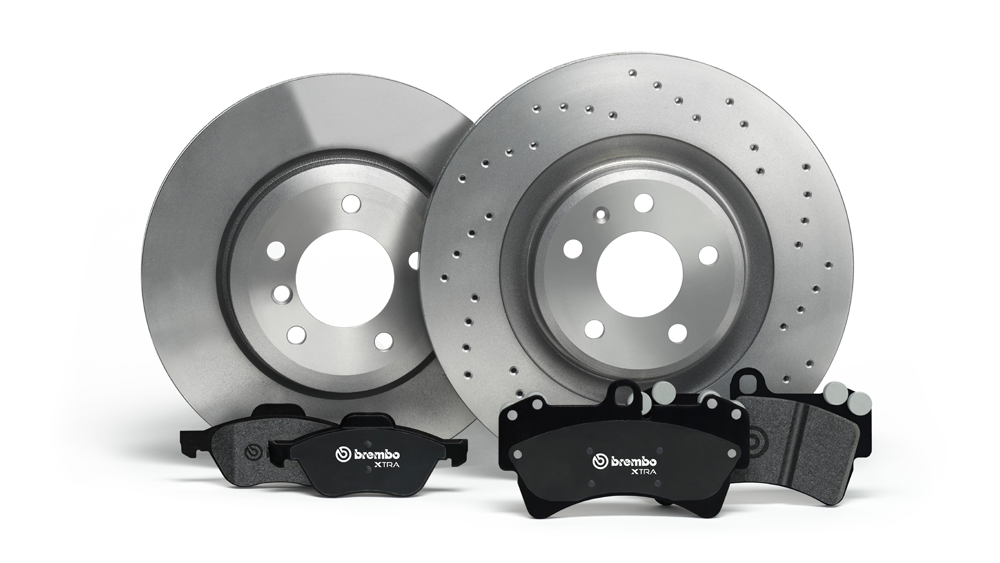 Brembo Xtra brake pads: things you may not know