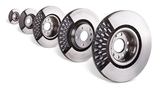 Brake rotors with vane vs pillar ventilation: the differences